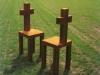 Židle pro J.B. Joseph Beuys